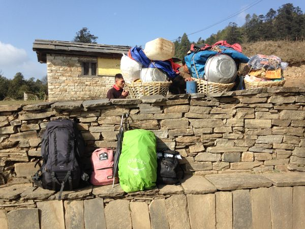 Essentials to bring to remote areas in Nepal
